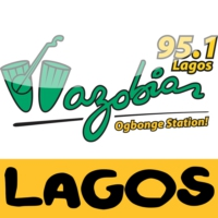 Logo of radio station Wazobia Lagos