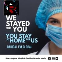 Logo of radio station RADICAL FM WORLD