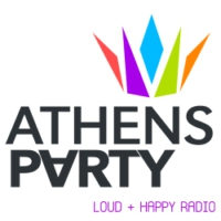 Logo of radio station Athens Party