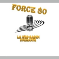 Logo of radio station Force 80