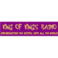 Logo of radio station WWOG King of Kings Radio