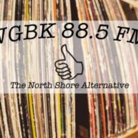 Logo of radio station WGBK 88.5 FM