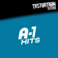 Logo of radio station Distortion Radio A-1 Hits