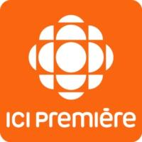 Logo of radio station Ici Radio Canada Première 95.1 FM