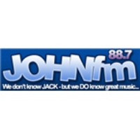 Logo of radio station John FM 88.7