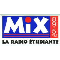 Logo of radio station Mix 89.5 FM