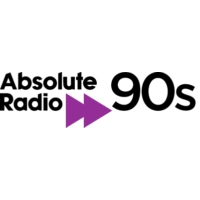 Logo of radio station Absolute Radio 90s