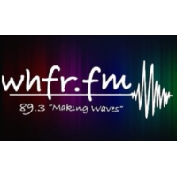 Logo of radio station WHFR 89.3