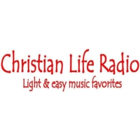 Logo of radio station Christian Life Radio