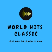 Logo of radio station World Hits Classic