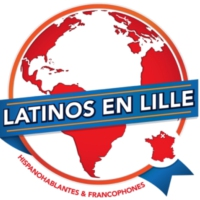 Logo of radio station Latinos-en-Lille-Radio