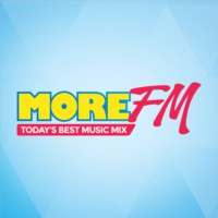 Logo of radio station MORE FM