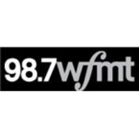 Logo of radio station WFMT 98.7