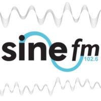 Logo of radio station Sine FM 102.6