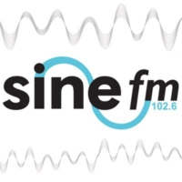 Logo of radio station Sine FM 102.6