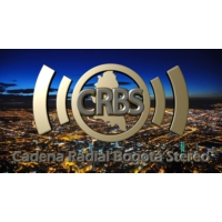 Logo of radio station CRBS - CROSSOVER