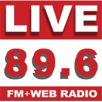 Logo of radio station Radio LIVE 89.6 FM