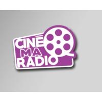 Logo of radio station CinéMaRadio la radio officielle du cinéma