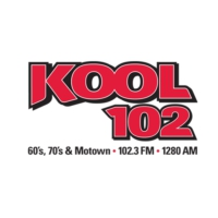 Logo of radio station KQLL