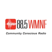 Logo of radio station WMNF 88.5 FM