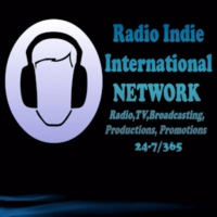 Logo of radio station Radio Indie International Network