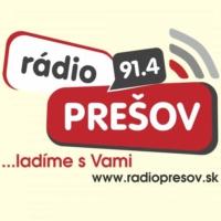 Logo of radio station Rádio Prešov