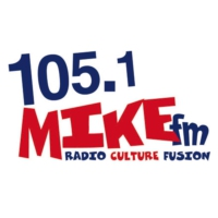 Logo of radio station 105.1 MIKE FM