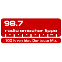 Logo of radio station Radio Emscher Lippe
