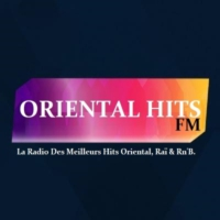 Logo of radio station Oriental Hits Fm