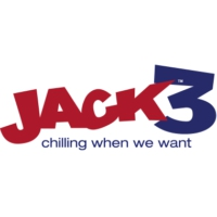 Logo of radio station JACK 3