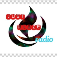 Logo of radio station JustBlazeRadio