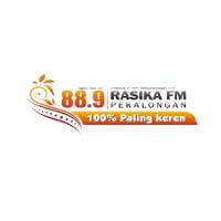 Logo de la radio Rasika Pekalongan 88.9