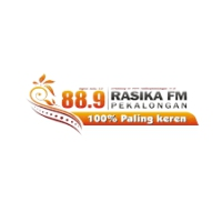 Logo of radio station Rasika Pekalongan 88.9