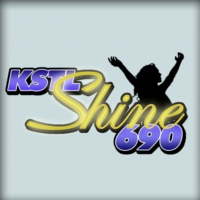 Logo of radio station KSTL