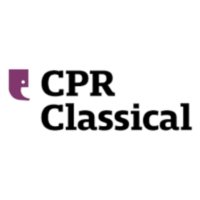 Logo of radio station CPR Classical