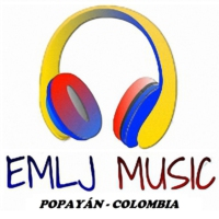 Logo of radio station EMLJ Music Popayán