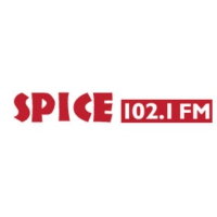 Logo of radio station Spice 102