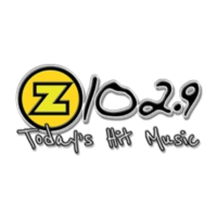 Logo of radio station KZIA Z102.9 FM