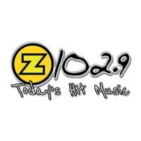 Logo of radio station KZIA Z102.9 FM
