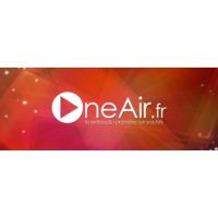 Logo of radio station OneAirLaRadio