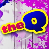 Logo of radio station theQ