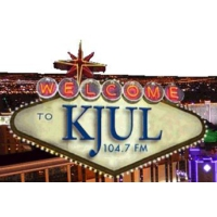 Logo of radio station KJUL