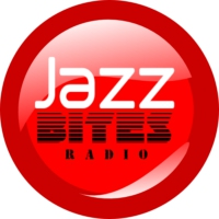 Logo of radio station JazzBitesRadio.com