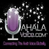 Logo of radio station Yahala Voice