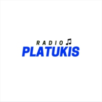 Logo of radio station Radio Platukis