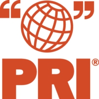 Logo of radio station PRI