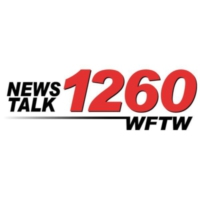 Logo of radio station WFTW 1260 AM