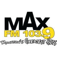 Logo de la radio CFQM-FM MAX 103.9 FM