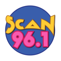 Logo de la radio Scan 96.1