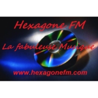 Logo of radio station Hexagone FM